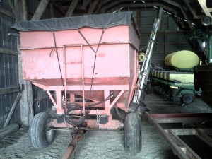 seed wagon